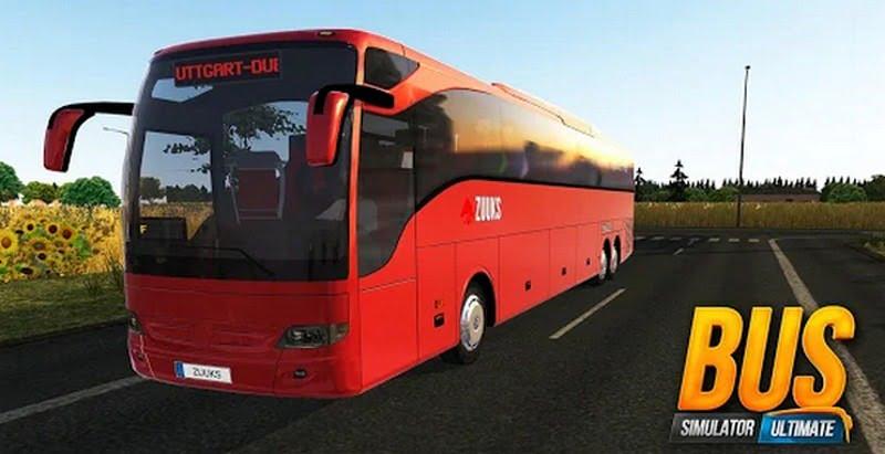 Bus Driver Ultimate Apk
