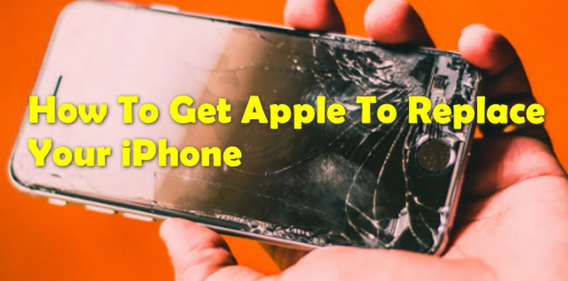 How To Replace Damage iPhone