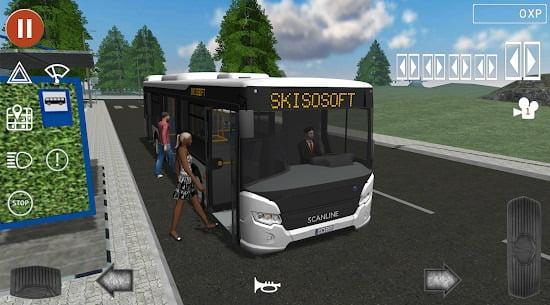 Public Transport Simulator iPhone