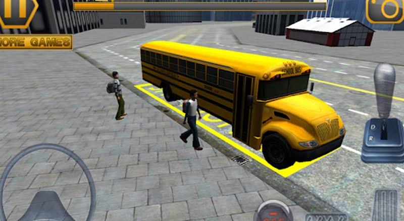 School Bus Simulator For Mac