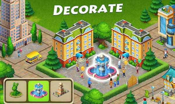 Town Ship For Android