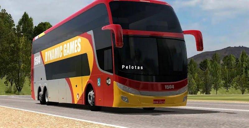 World Bus Driving