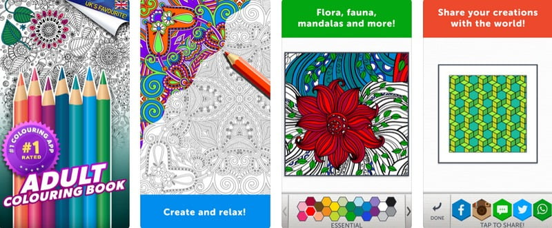 best colouring book app