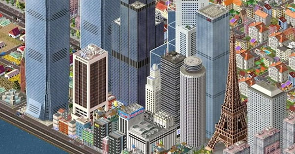 city building game simulation software