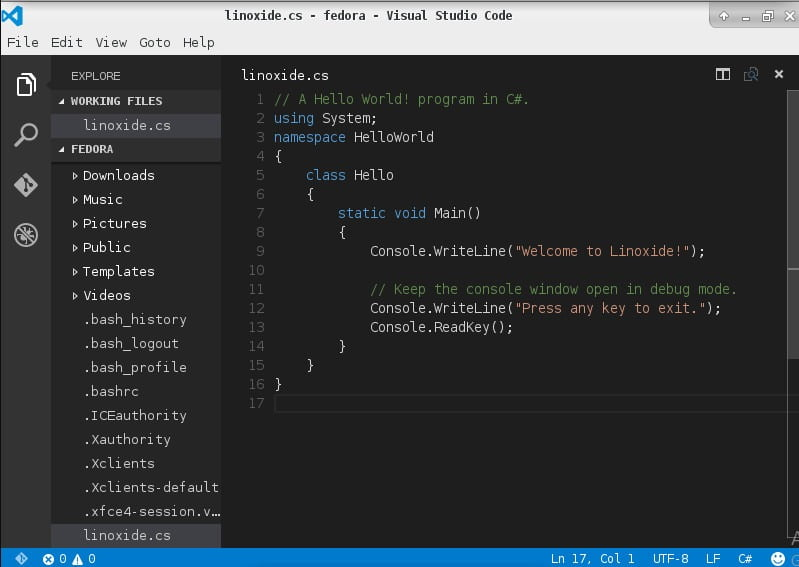 ultimate text editor for linux