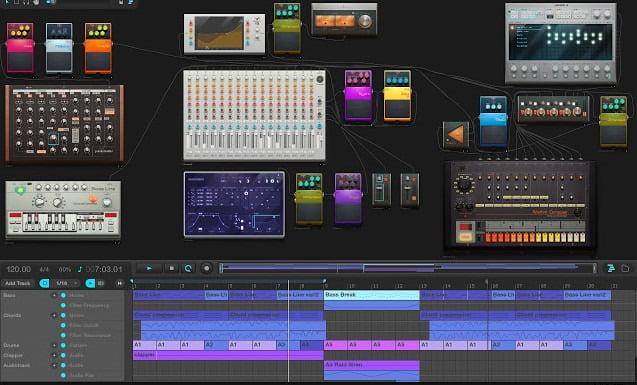Audio Tool Extension