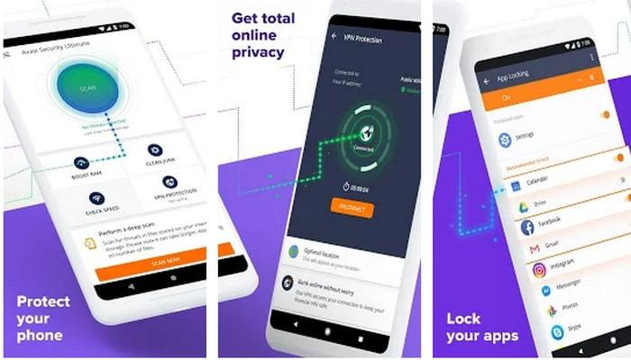 Avast Antivirus App