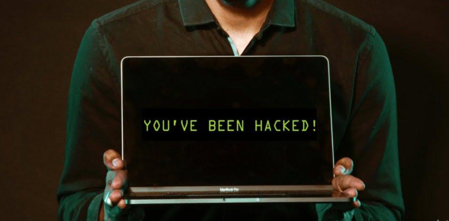 Hacker Using Coronavirus
