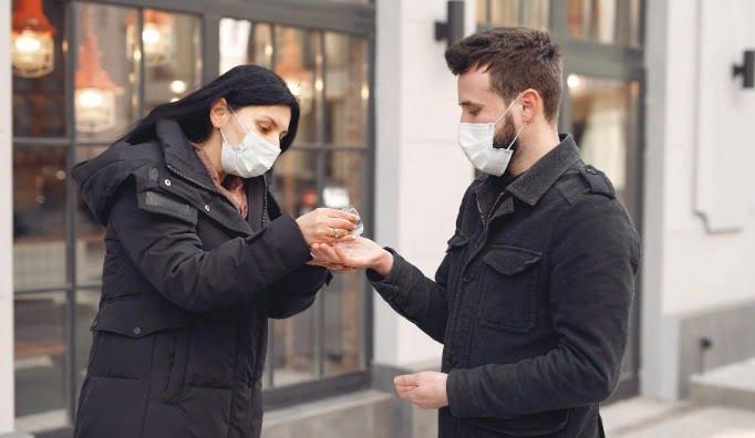 Sanitize iPhone