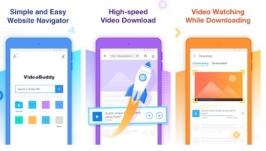 VideoBuddy App For Android