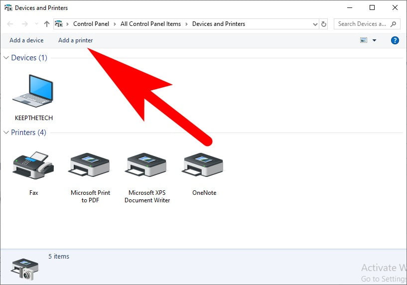 how to configure canon printer to wifi