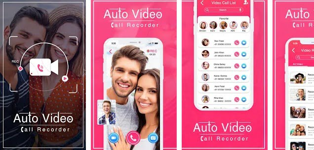 Video Call Recorder Application