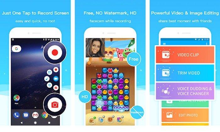 video record app