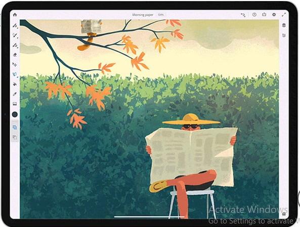 Adobe Fresco Software