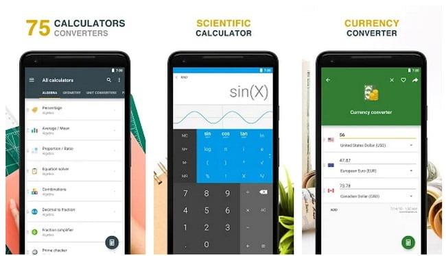 All-In-One Calculator