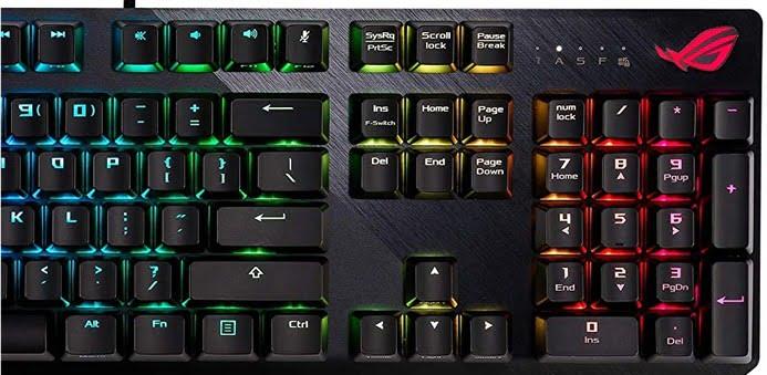 Asus Gaming Keyboard
