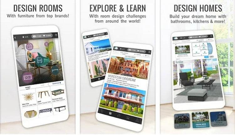 Design Home House Makeover App