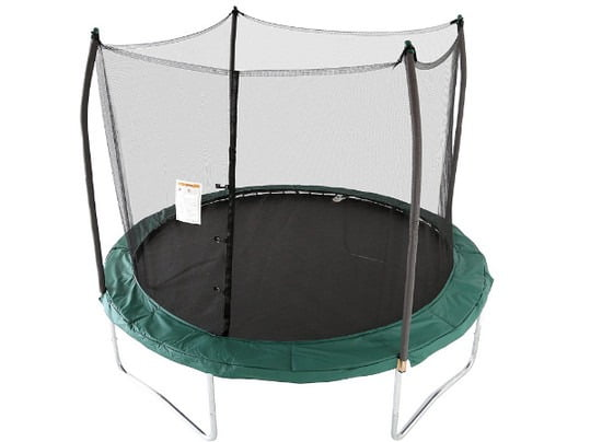 Foot Round Trampoline and Enclosure with spring