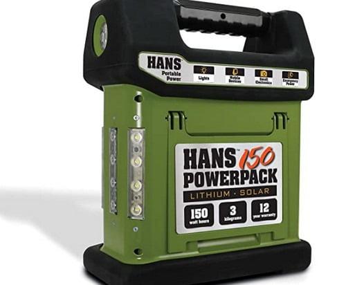 HANS PowerPack 150