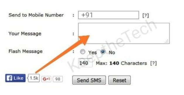 Free Way To Send Anonymous Message