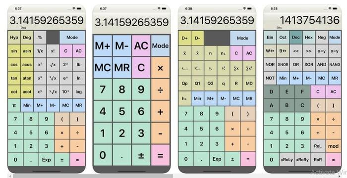 Kalkulilo Calculator App