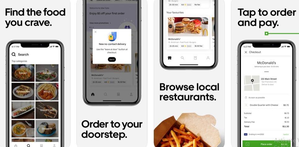 Order Food Delivery app