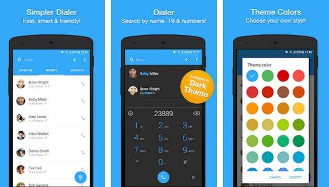 Phone Dialer Apps
