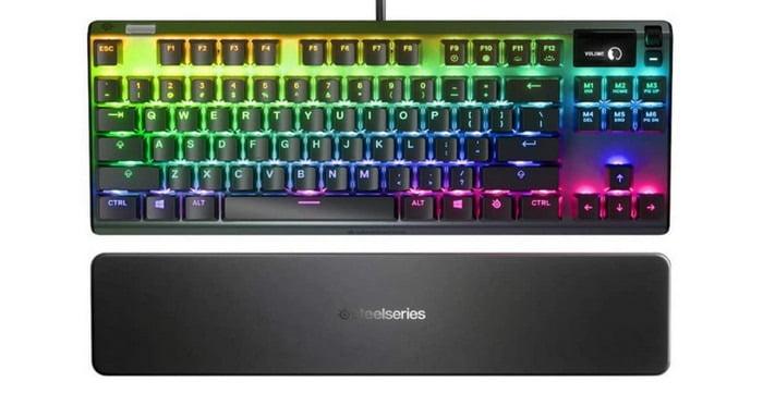 SteelSeries Apex Pro's