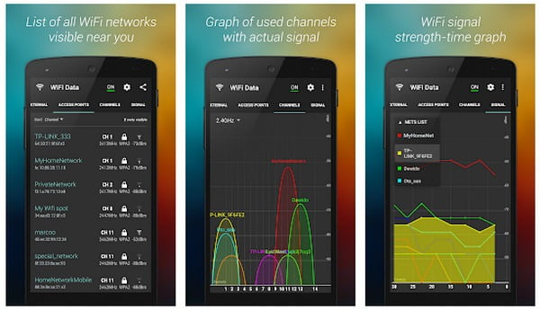 Wifi Singnal Checker On Android