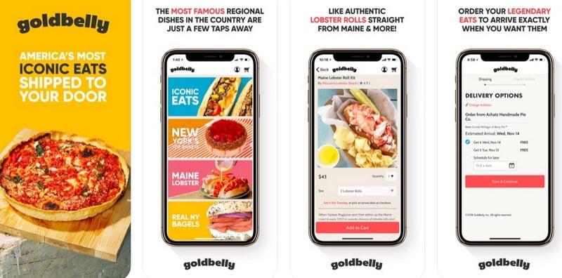 gold belly app