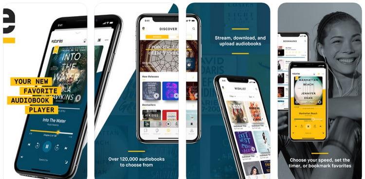 eStories app