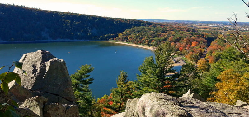 Biggest State Park In Wisconsin