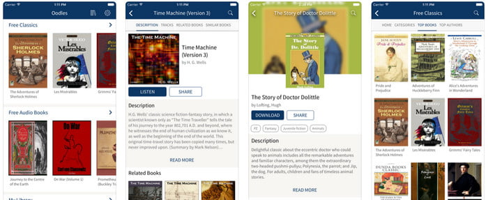 Free Books & Audiobooks