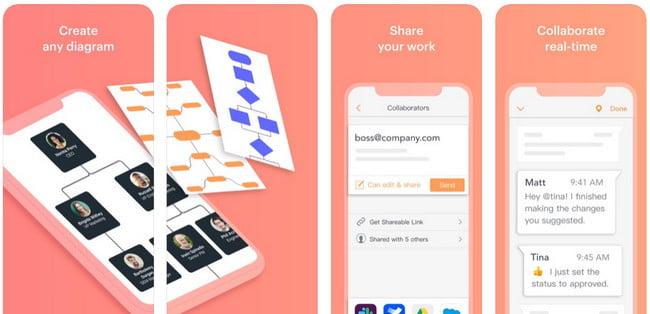 Lucidchart app
