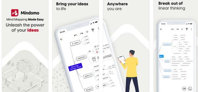 Mindomo App