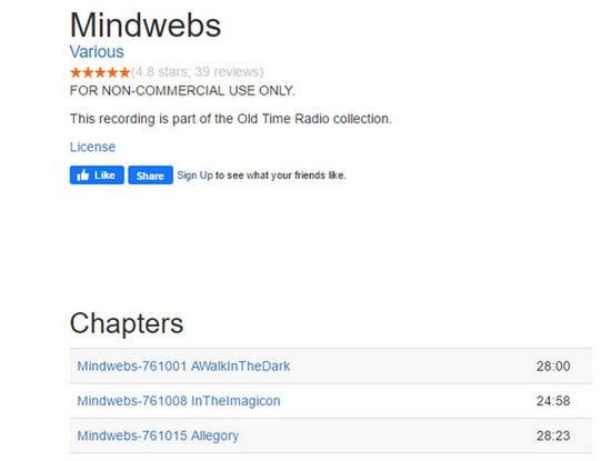mindwebs