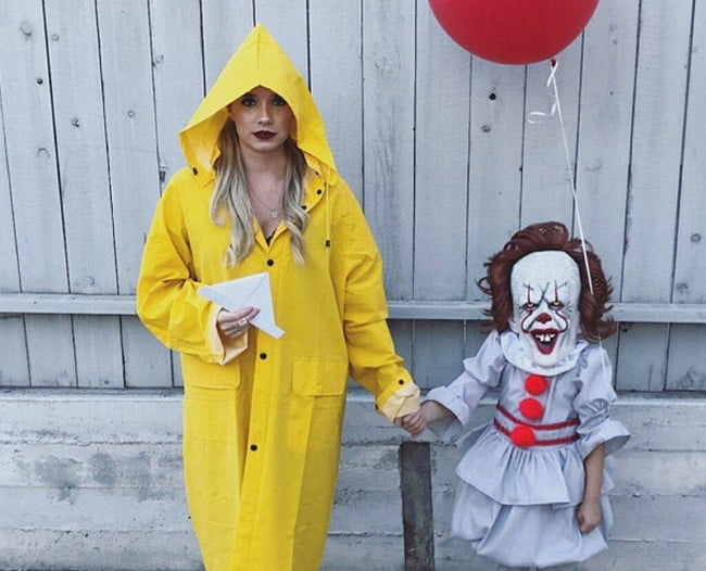 Pennywise Custome