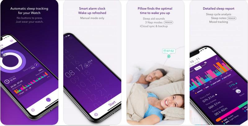 Pillow app