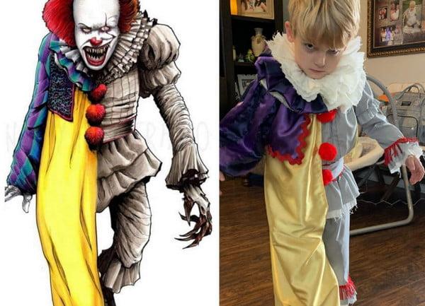 Split Personality Clown