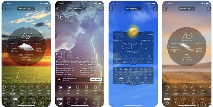 Weather Life App