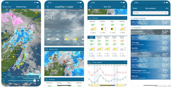 Weather Radar USA