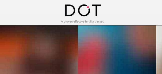 dot tracking app