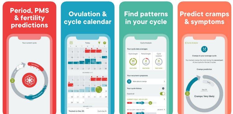 Cycle Calender App
