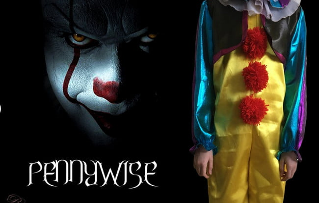 pennywise dress for child