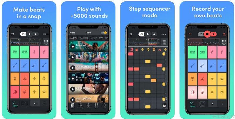 beat maker apps