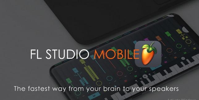 FL Studio Mobile app
