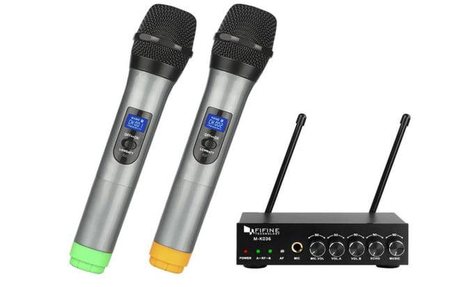 best Karaoke Wireless Microphone