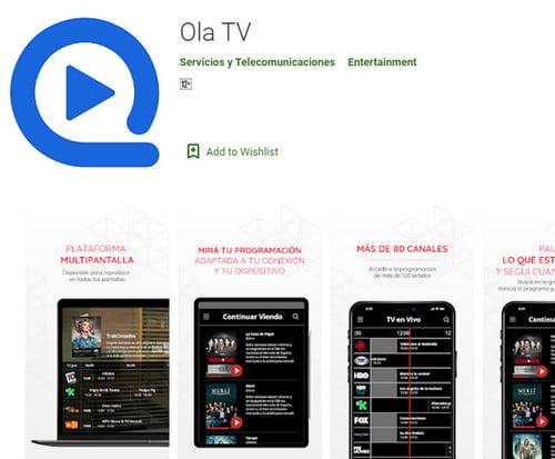 Ola TV App