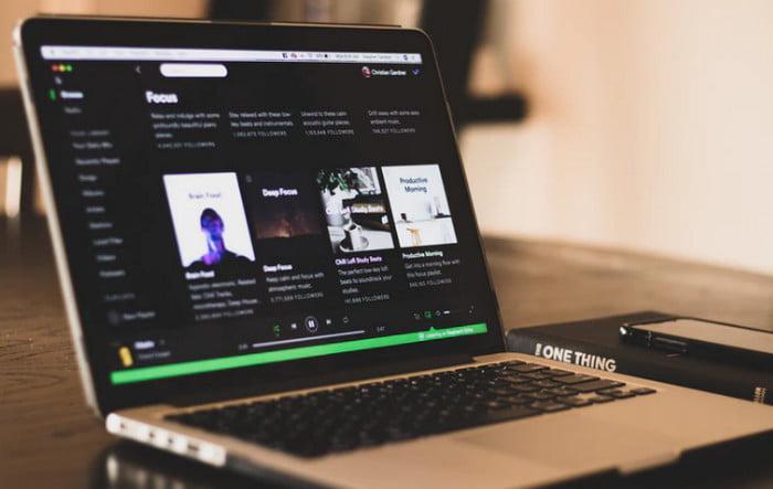 Spotify PC