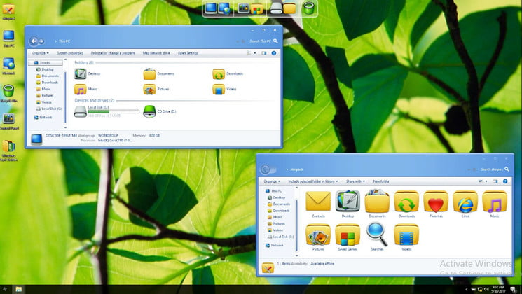 download themes for windows